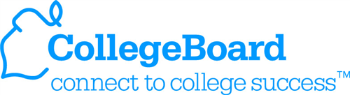 "College Board logo with slogan ""Connect to College Success"" underneath"