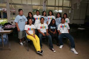 AVID Elementary and AVID Excel were launched