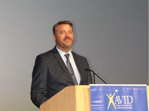 2019 avid summer institute educator speaker contest