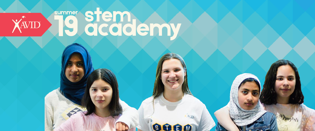 Join us for the STEM Academy