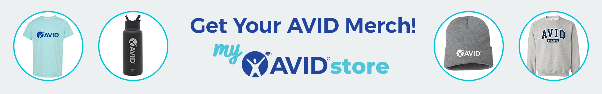 Shop the AVID Store
